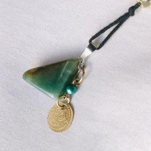 Jewelry - Jade Stone Necklace 💚